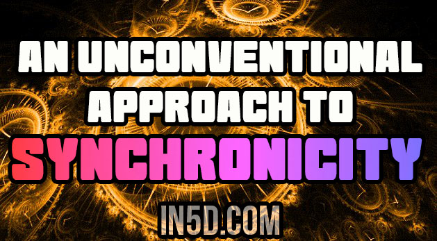An Unconventional Approach To Synchronicity