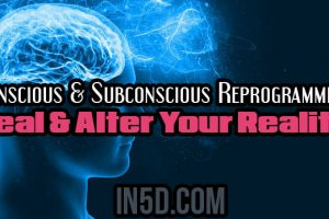 Conscious & Subconscious Reprogramming – Heal & Alter Your Reality