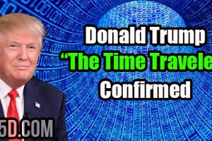 "Donald Trump ""The Time Traveler"" Confirmed"