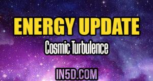 Energy Update - Cosmic Turbulence