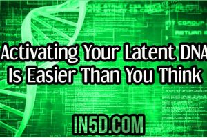 Activating Your Latent DNA Is Easier Than You Think