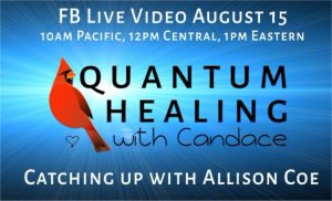 QHwC Catching up with Allison Coe