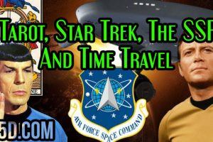 Tarot, Star Trek, The SSP, And Time Travel