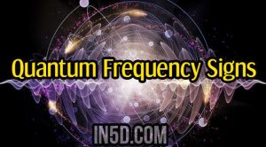 Quantum Frequency Signs