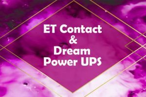 ET Contact, Dream Power Ups & Negative Entities