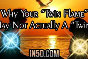 "Why Your ""Twin Flame"" May Not Actually Be A ""Twin"""