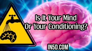 Is It Your Mind Or Your Conditioning?