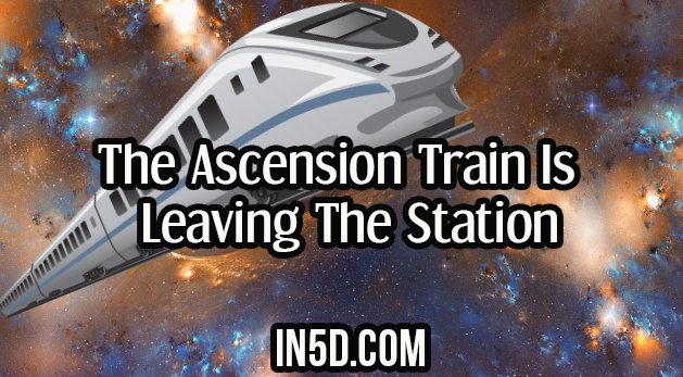 The Ascension Train Is Leaving The Station