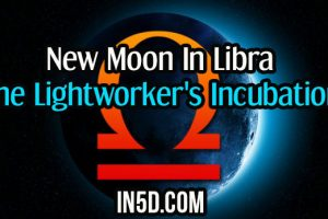 New Moon In Libra – The Lightworker's Incubation