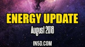 Energy Update - August 2018