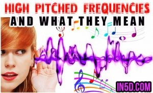 High Pitched Frequencies And What They Mean
