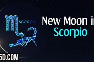New Moon In Scorpio – Are You Playing Small?
