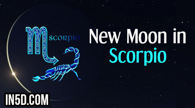 New Moon In Scorpio