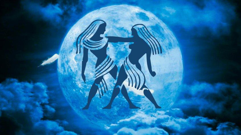 Full Moon In Gemini Sun In Sagittarius Bringing Out The