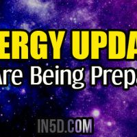 Energy Update – WE ARE BEING PREPARED