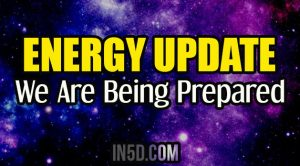 Energy Update - WE ARE BEING PREPARED