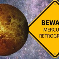 Venus Direct And Mercury Retrograde