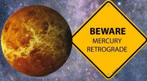Venus Direct And Mercury Retrograde