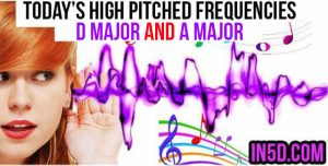 DEC 4, 2018 HIGH PITCHED FREQUENCY KEYS D MAJOR AND A MAJOR
