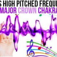 FEB 15, 2019 HIGH PITCHED FREQUENCY KEY B MAJOR CROWN CHAKRA