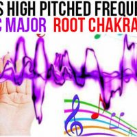 MAR 25, 2019 HIGH PITCHED FREQUENCY KEY C MAJOR – ROOT CHAKRA