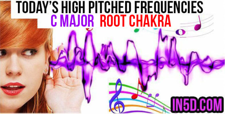 SEPT  6, 2019 HIGH PITCHED FREQUENCY KEY C MAJOR – ROOT