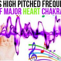 JAN 13, 2019 HIGH PITCHED FREQUENCY KEY F MAJOR HEART CHAKRA