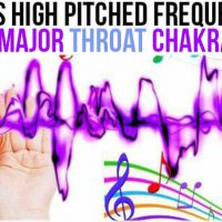 FEB 19, 2019 HIGH PITCHED FREQUENCY KEY G MAJOR THROAT CHAKRA