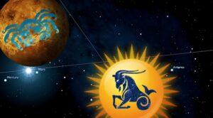SOLSTICE - FULL MOON IN CANCER - SUN IN CAPRICORN