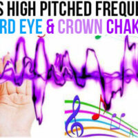JUNE 13, 2019 HIGH PITCHED FREQUENCY KEY A# 3RD EYE & CROWN CHAKRAS