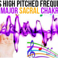 JAN 21, 2019 HIGH PITCHED FREQUENCY KEY D MAJOR SACRAL CHAKRA