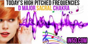 D major sacral chakra