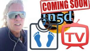 In5D FB LIve - Diet - Lost 8.8 Lbs in 4 days - NEW ZOOM Videos Coming, Looking For Show Hosts
