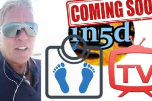 In5D FB LIve – Diet – Lost 8.8  Lbs in 4 days – NEW ZOOM Videos Coming, Looking For Show Hosts