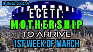 ECETI: Mothership To Arrive 1st Week Of March