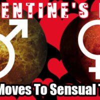 Valentines Day – Mars Moves To Sensual Taurus