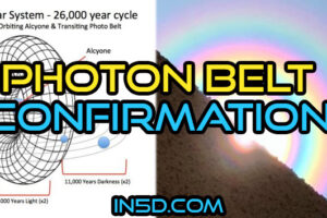 EXCITING CONFIRMATION Of Entering The PHOTON BELT!