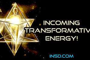Incoming Transformative Energy!