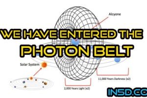 We Passed The Precession Of The Equinox And Have Entered The Photon Belt