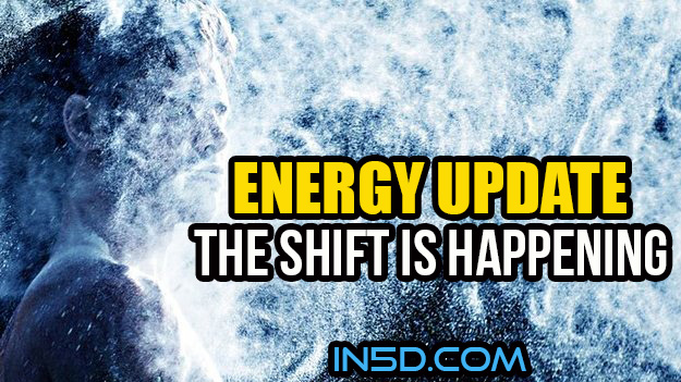 Energy Update - The Shift Is Happening