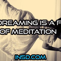 Daydreaming Is A Form Of Meditation