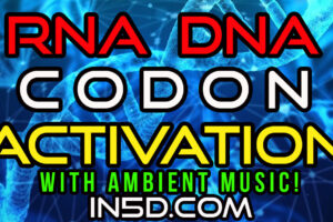 FREE! 1 Hour DNA RNA Codon Activation Mantra WITH AMBIENT MUSIC!