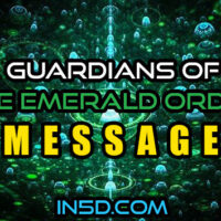 Message From The Guardians Of The Emerald Order