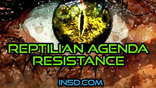 Reptilian Agenda Resistance
