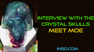 Interview With The Crystal Skulls - Meet Moe