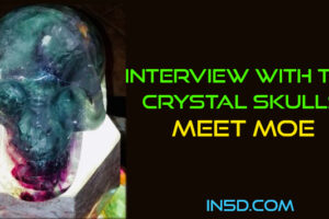 Interview With The Crystal Skulls – Meet Moe