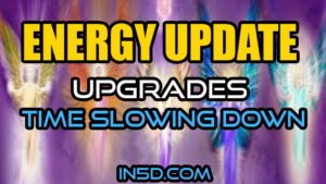 Energy Update And A Message From The Advanced Council Of Interplanetary Light