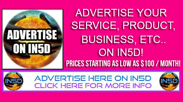 Advertise On In5D