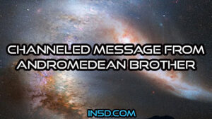 Channeled Message From Andromedean Brother