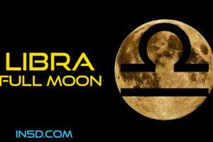 Libra Full Moon
